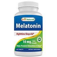 Beste Naturals Melatonin