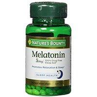 Natures Bounty Super Strength Melatoniini