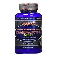 ALLMAX-nutrizione-D-aspartico acido