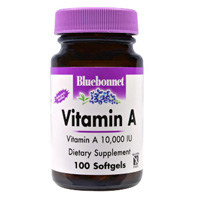 bluebonnet، ویتامین-A