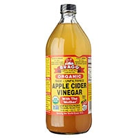 Bragg Organik Bahan Apple Cider Vinegar