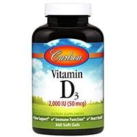 Carlson Labs ვიტამინი D3