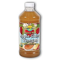 Dynamic Health Apple Cider Vinegar With Mother
