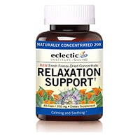 Eclectic Relaxation Support