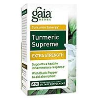 Gaia Herbal Kunyit Supreme Extra Kuat