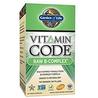 Garden Of Life Vitamin Code B Complex