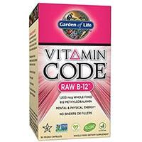 სიცოცხლის ბაღი ვიტამინის კოდი ვიტამინი B12
