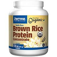 Jarrow Formulas riz brun concentré de protéine