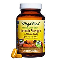 Megaanse Turmeric Strength For Whole Body