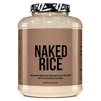 Naked Rice 100 Organic Sprouted By Naked Nutrition