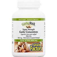 Naturalne czynniki Garlicrich