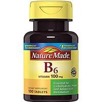 Nature Made Vitamina B6