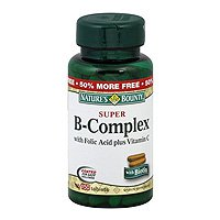natures-bounty-b-complexe-avec-acide folique-plus-vitamine-c-2