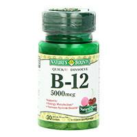 nature-bounty-sublinguale-vitamina B-12