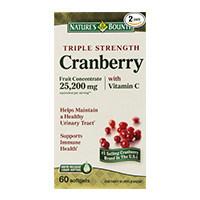beste cranberry aanvullings om vanjaar te koop