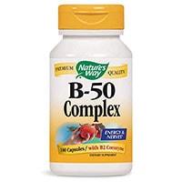 Natures Way B 50 Complex