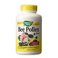 الطبيعة في اتجاه والنحل حبوب اللقاح
