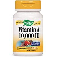 Natuurwyse Vitamien A 10000 Iu
