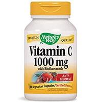 Cách tự nhiên Vitamin C 1000 A
