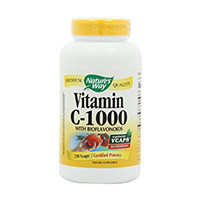 Nature's Way Vitamin C-1000 A