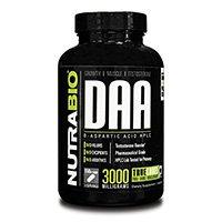 nutrabio-daa-D-aspartico-acido in polvere