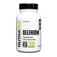 nutrabio السيلينيوم