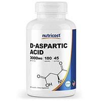 Nutricost D Aspartic Acid
