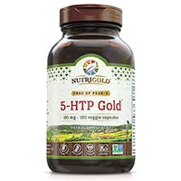 Nutrigold 5 Htp Gold