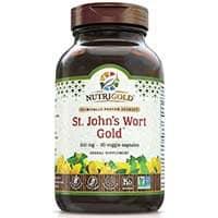 Nutrigold St Johns Wort Gold