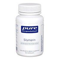 სუფთა encapsulations-silymarin