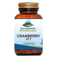 Pure Mountain Botanicals Cranberry