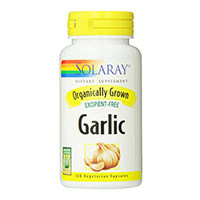 What garlic pills good for