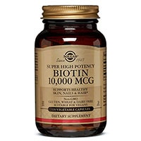 Solgar Super силно действие Биотин