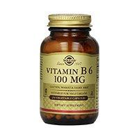 solgar ویتامین b6