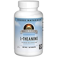Nguồn Naturals L Theanine
