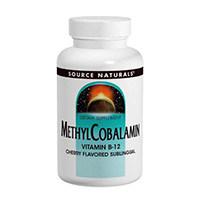 წყარო naturals-methylcobalamin ვიტამინი b-12