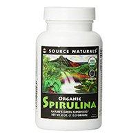 स्रोत भीलों कार्बनिक-Spirulina