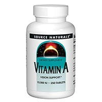 Bron Naturals Vitamien A