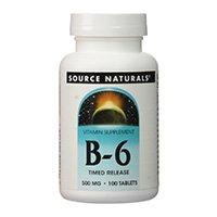 منبع طبیعی ویتامین b6
