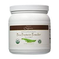 Swanson-100-disahkan organik-kacang protein serbuk