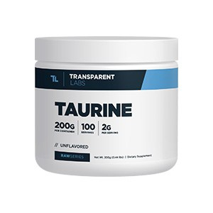 Gennemsigtig Labs RawSeries Taruine