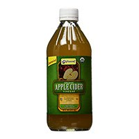 vitacost آلی-سیب سیب طبیعی سرکه