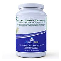 Принцип на Дзен Органичен кафяв ориз с прахообразен прах