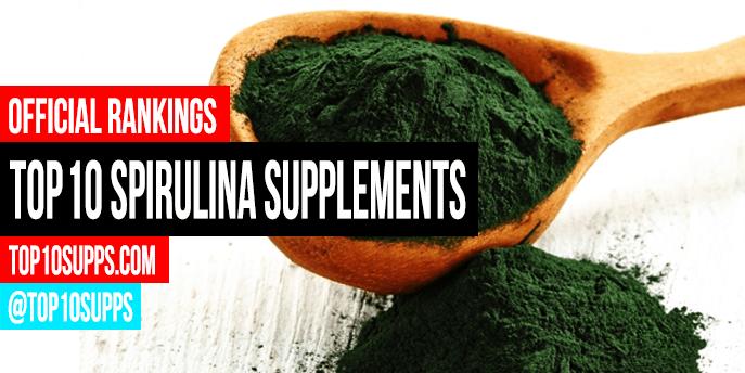 Best Spirulina 2019 Best Spirulina Supplements   Top 10 Brands Reviewed for 2019
