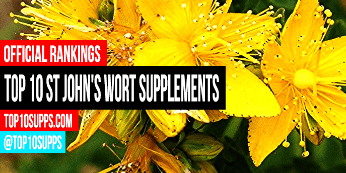 Best St  John's Wort Supplements - Top 10 Brands Reviewed