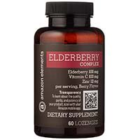 Amazon Elements Elderberry Complex
