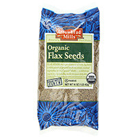 Arrowhead Mills Organic Ленено семе