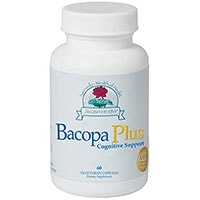 Ayush Herbs Bacopa Plus