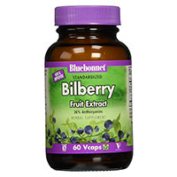 Bluebonnet Bilberry Fruit Extract