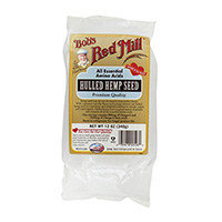 Bob's Red Mill Hulled Hemp Seed